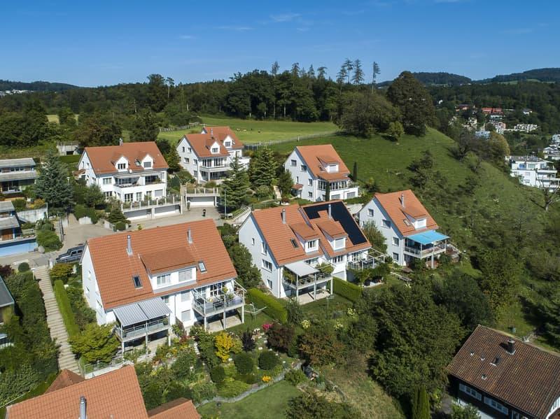 6,5-Zimmer Doppeleinfamilienhaus mit grandioser Aussicht