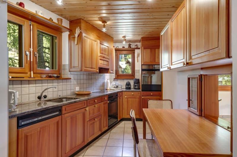 Einfamilienhaus in erstklassiger Lage in Winkelmatten (4)