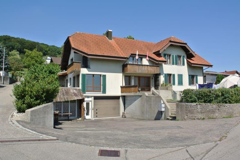 Interessantes Mehrfamilienhaus mit 4 Wohnungen
