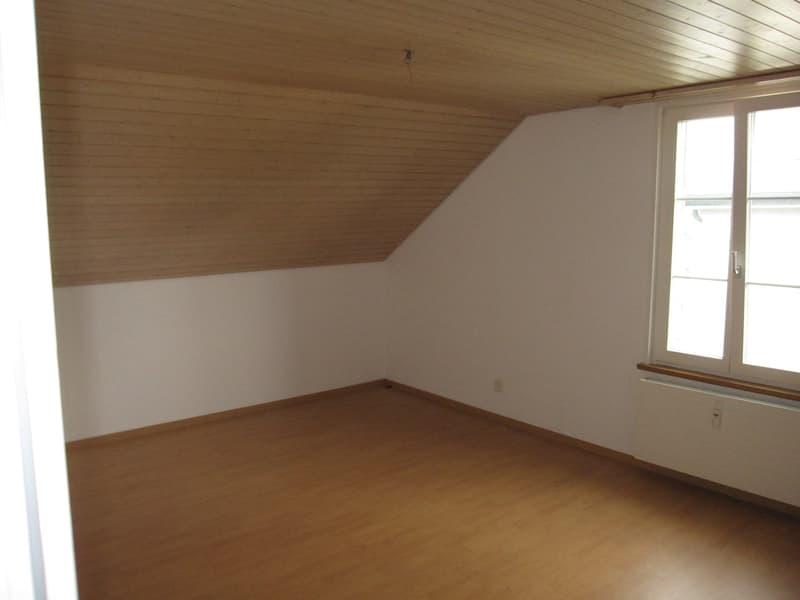 Dachzimmer mit Weitblick