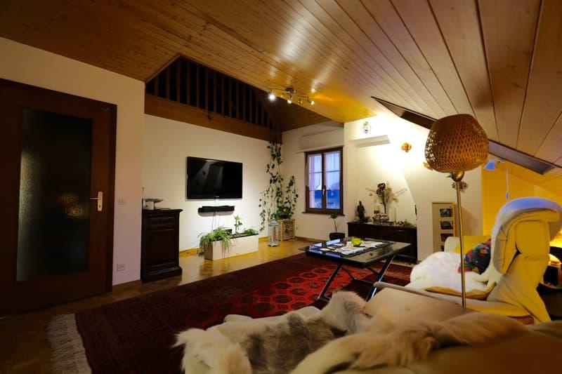 Appartement 4 pièces à Bernex