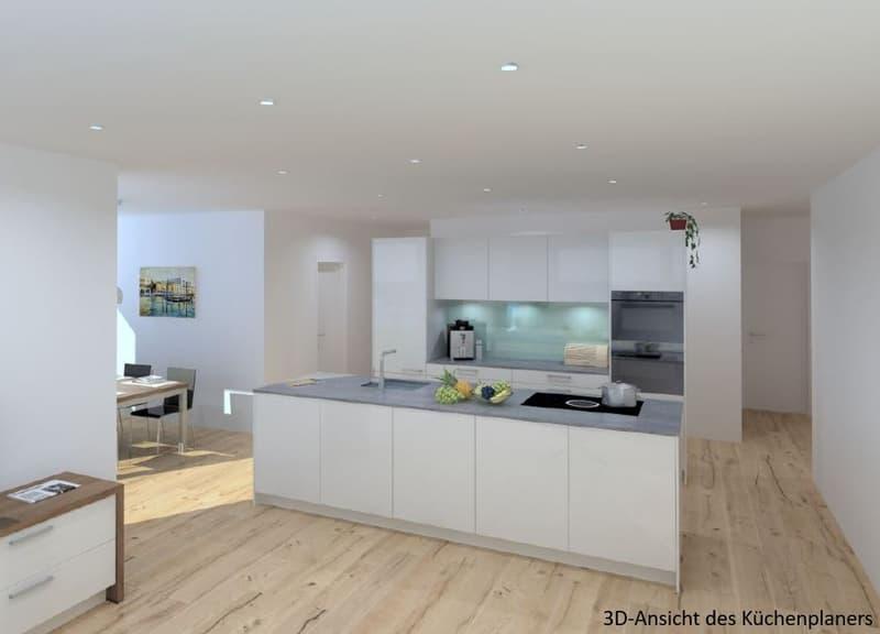 Neue attraktive 4.5-Zimmerwohnung mit hochwertigem Ausbaustandard