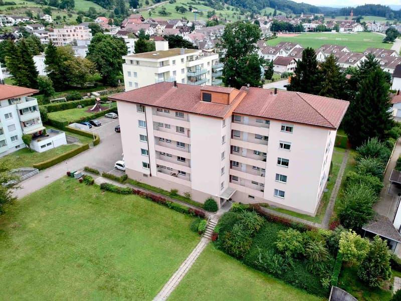 Renovierte 4 1/2 Zimmer-Wohnung in Zufikon zu vermieten