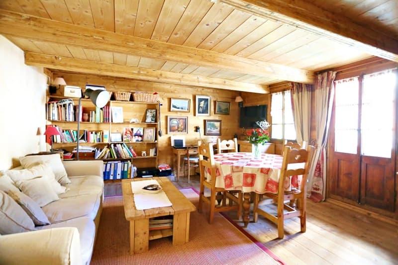 Superbe maison 4,5 pièces / 3 chambres / Les Marécottes