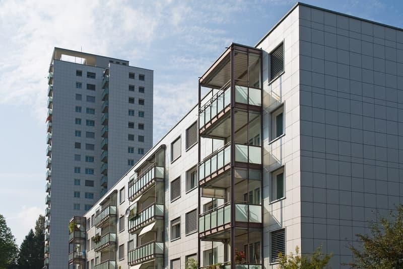 gemütliche 2-Zimmerwohnung in Zürich-Affoltern