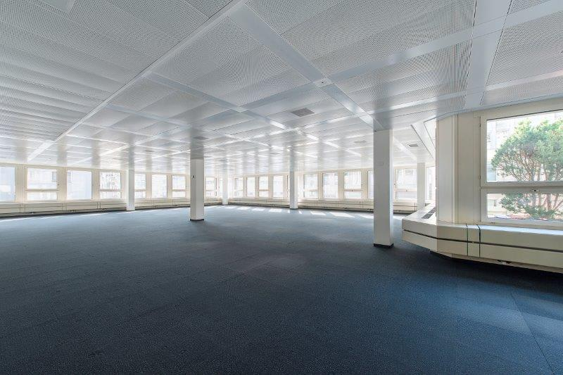 BBLOCK 22: ausgebaute Büros mit einer Flächenverfügbarkeit von 320m² bis 4'340m² in 8048 Zürich