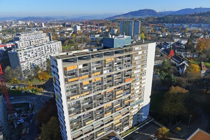 3½-Zimmer-Stadtwohnung im Baurecht...