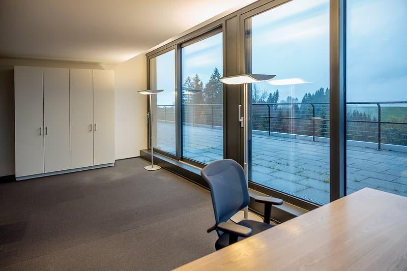 Büroraum im Attikageschoss (2)