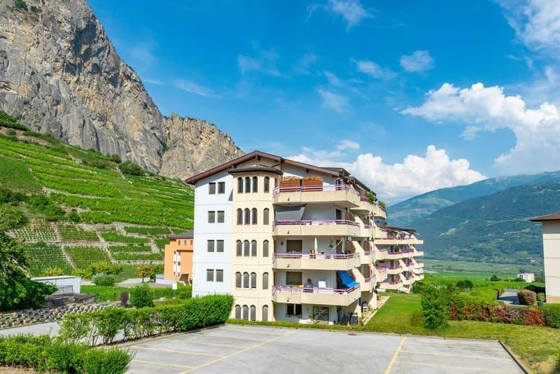Spacieux appartement rafraîchi de 3.5 pièces avec terrasse privative (1)