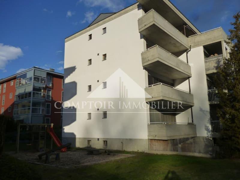 Spacieux appartement de 4.5 pièces à Champlan (1)