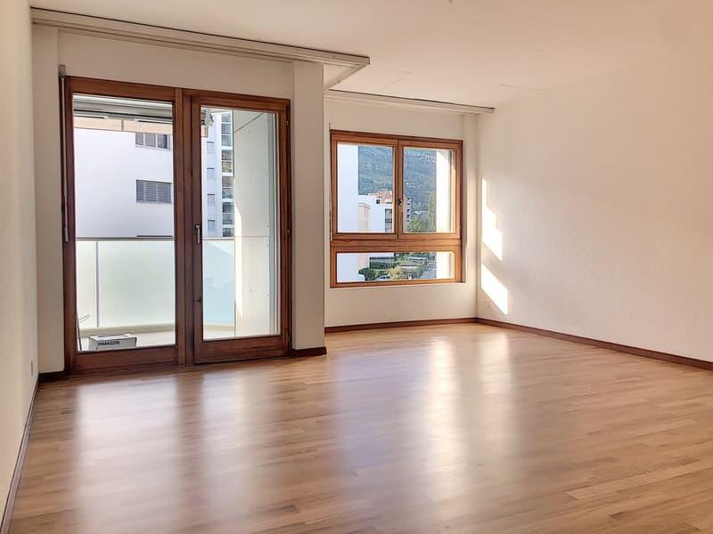 Spacieux appartement rénové de 2.5 pièces dans le quartier de Vissigen. (2)