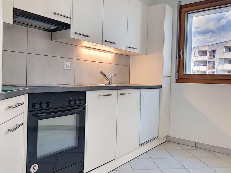 Spacieux appartement rénové de 2.5 pièces dans le quartier de Vissigen. (4)