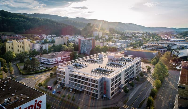 NUCO Headquarter - Ausgebaute Büroflächen - auch zur Zwischennutzung
