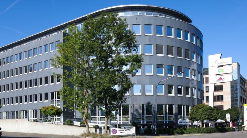 Office Hub - am internationalen Drehkreuz