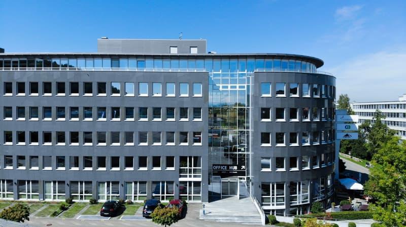 Office Hub - Flexible, preiswerte Büroflächen