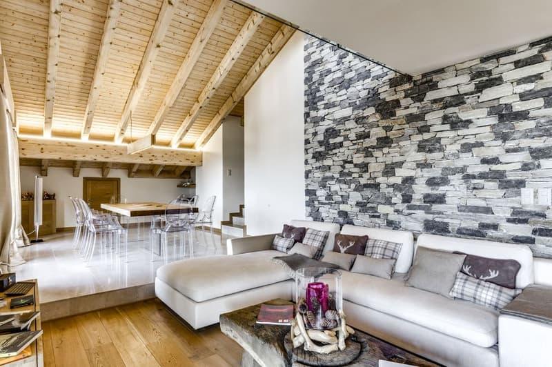 Magnifique appartement de 6 pièces en duplex et au dernier étage (2)
