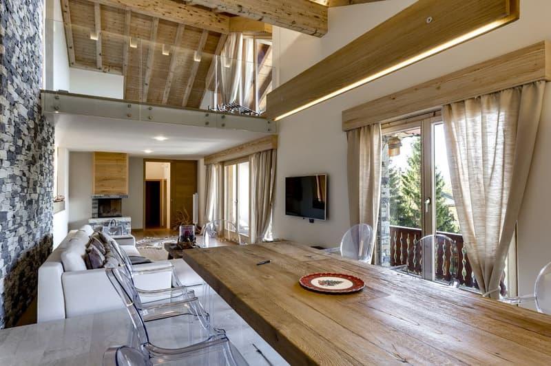 Magnifique appartement de 6 pièces en duplex et au dernier étage (3)