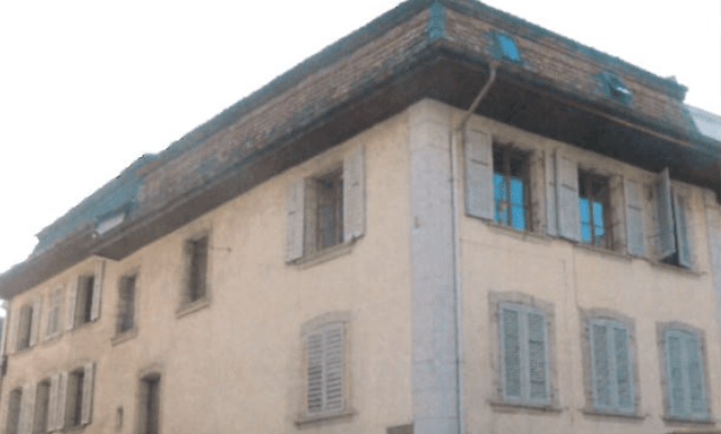 Appartement duplex à Estavayer-le-Lac