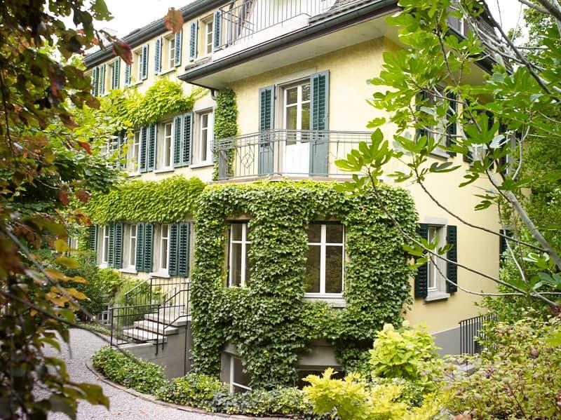 Charmante 9- bis 10-Zimmer Stadtvilla