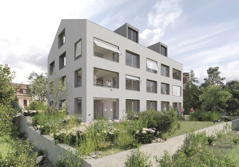 Letzte Neubaudachwohnungen an attraktiver, stadtnaher Lage (2)