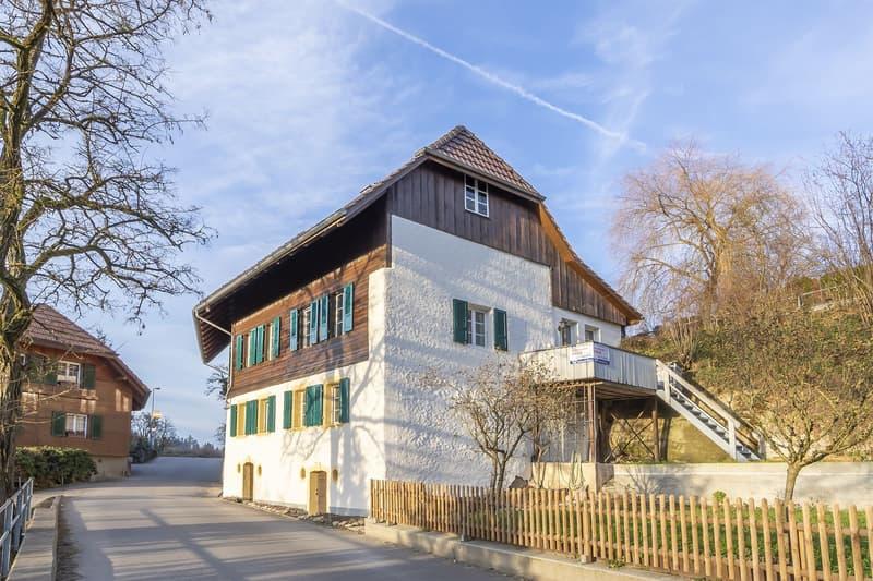 Historisches Einfamilienhaus zum Wohlfühlen...