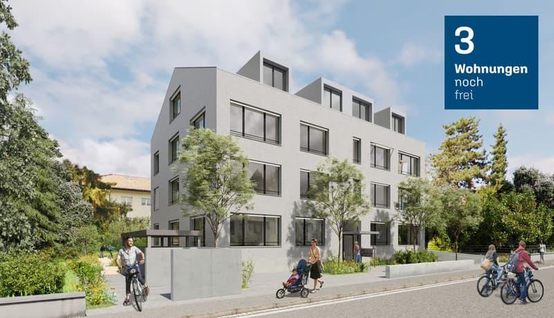 Letzte Neubaudachwohnungen an attraktiver, stadtnaher Lage (1)