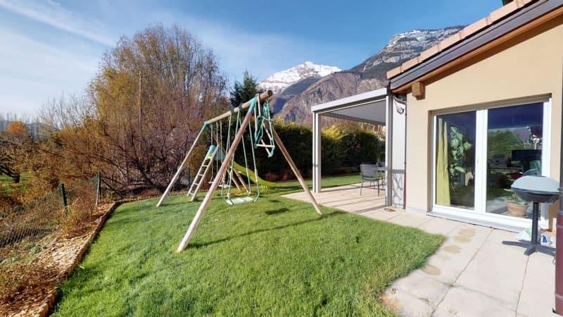 Splendide villa familiale de 178 m2 avec bureau indépendant - chemin privé