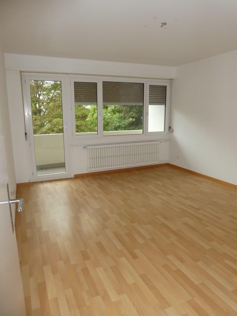 Renovierte 4.5-Zimmerwohnung in Brügg