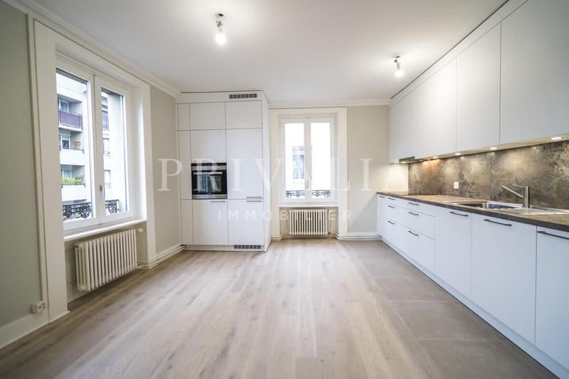 Bel appartement neuf avec situation idéale au coeur du centre ville