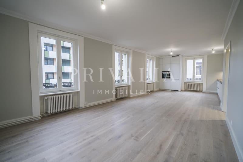 Bel appartement neuf de 4 pièces avec situation idéale au coeur du centre ville