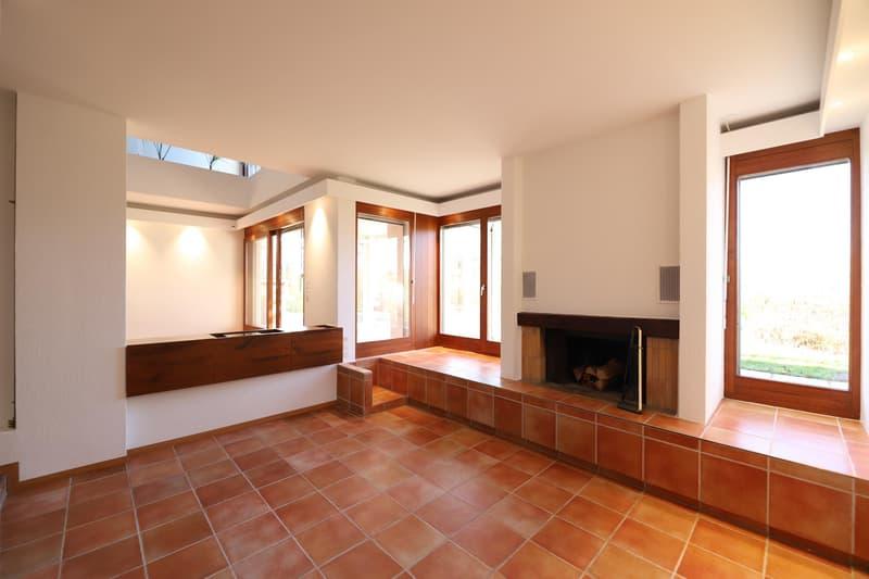 Belle maison d'architecte de 7 pièces à Anières (3)