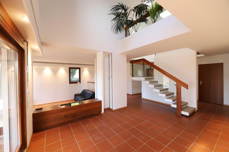 Belle maison d'architecte de 7 pièces à Anières (4)