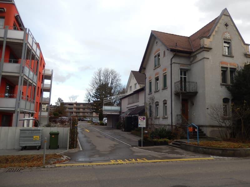 Laden mit Produktions-/Lagerhalle, Bachtelstrasse 13, Ihr Businesslokal im Zentrum von Wetzikon
