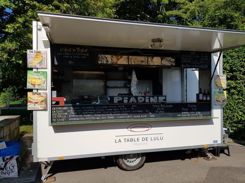 Food Truck - Complètement aménagé et équipé
