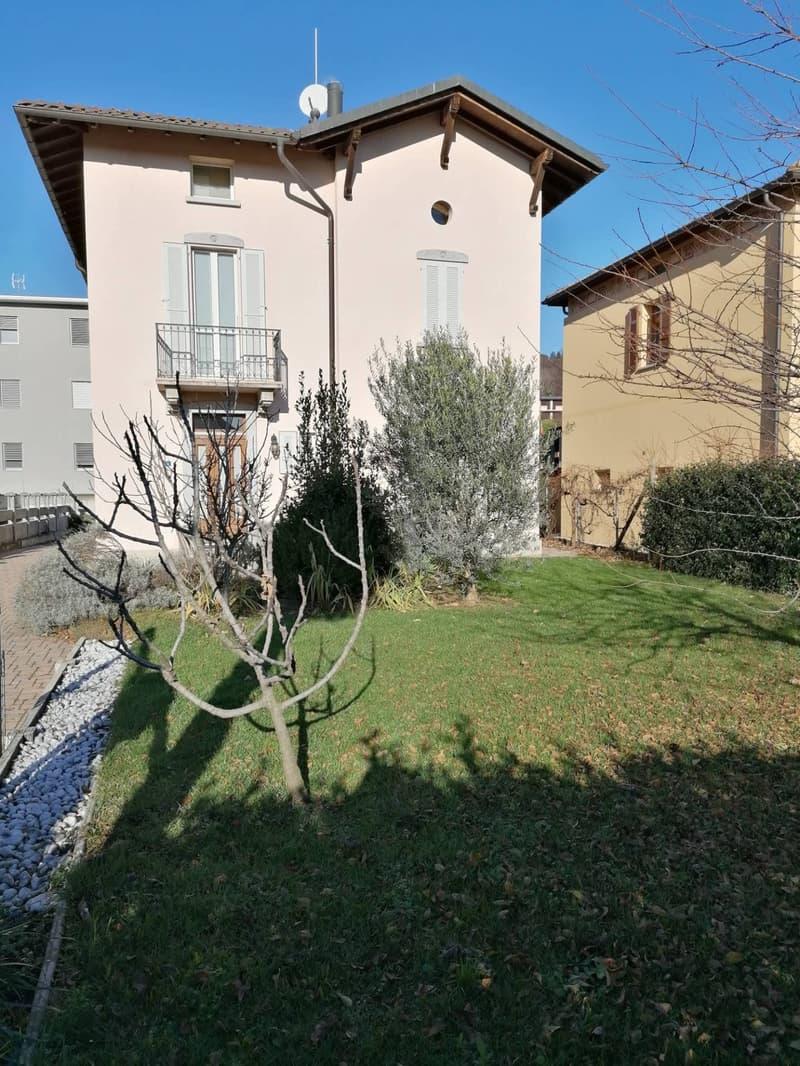Casa unifamiliare - Ligornetto (1)