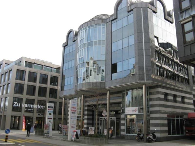 Eingang Gutenbergzentrum