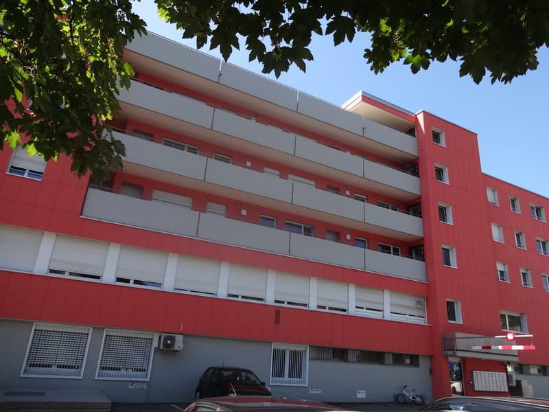 2.5-Zimmer-Wohnung, direkt im Zentrum!