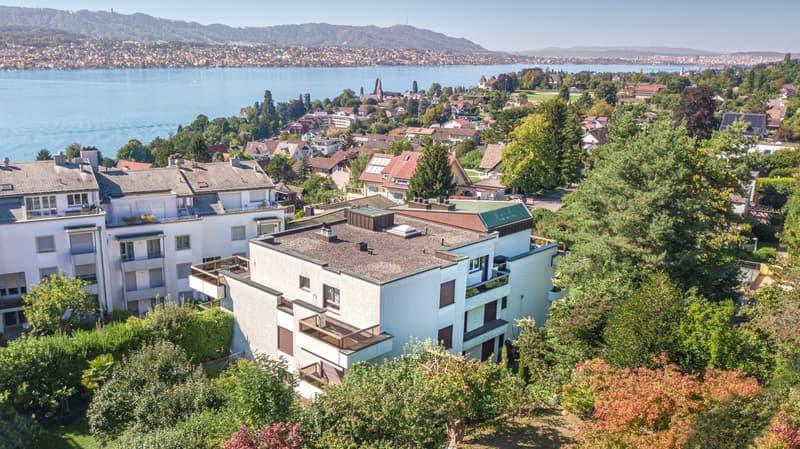 Familienfreundliche Gartenwohnung im steuergünstigen Erlenbach