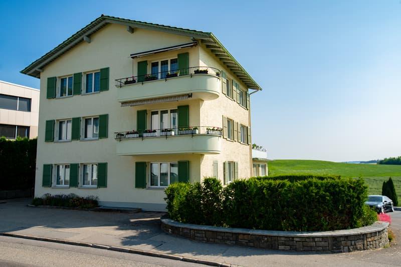 Mehrfamilienhaus mit 4 Wohneinheiten und Ausbaupotenzial zu Verkaufen. (3)