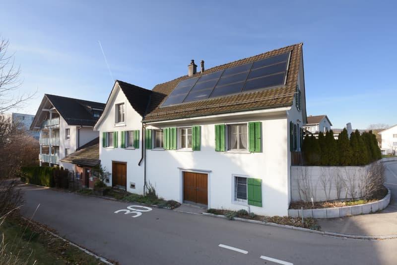 6.5 Zimmer EFH-Bauernhaus mit viel Platz