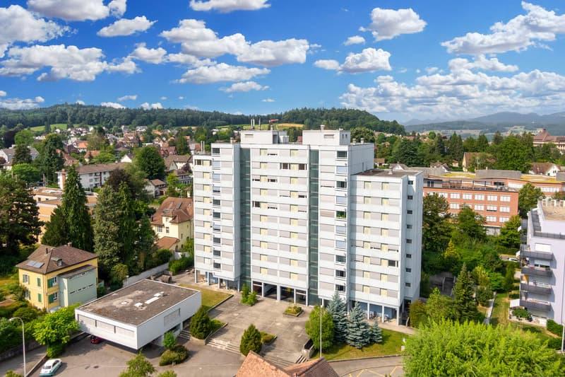 Ideale Wohnung für Pendler (1)
