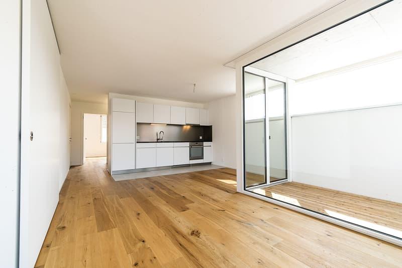 2.5 - Zimmer-Wohnung, 2 Monate Gratis !