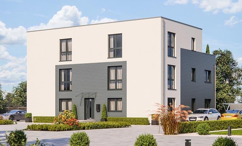 Exklusives Mehrfamilienhaus in Orpund!