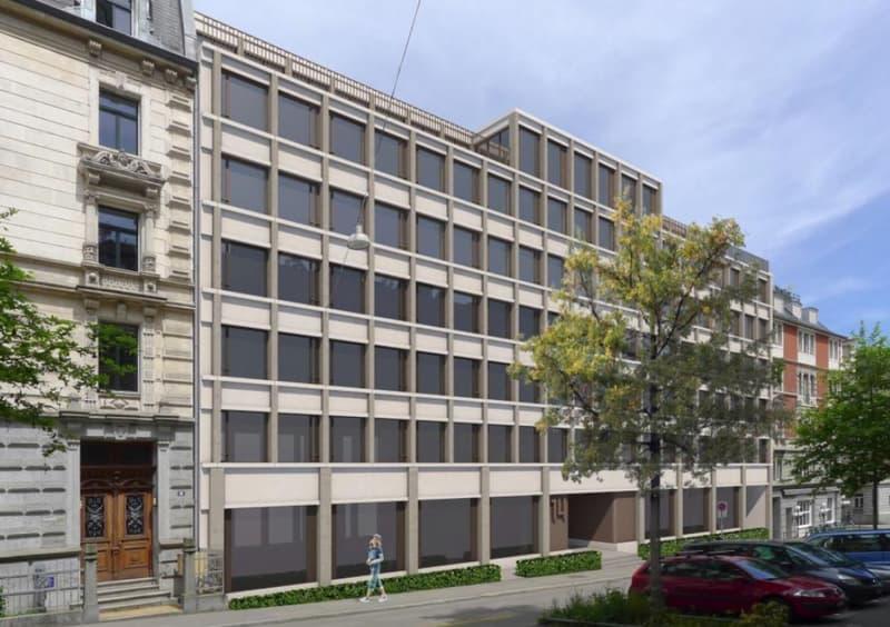 150 - 1700 m2 Büroräumlichkeiten nach Sanierung