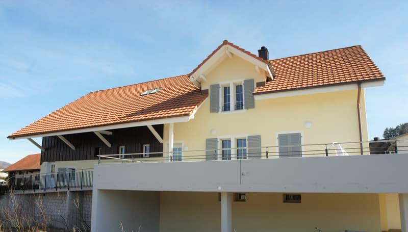 Landhaus(t)raum