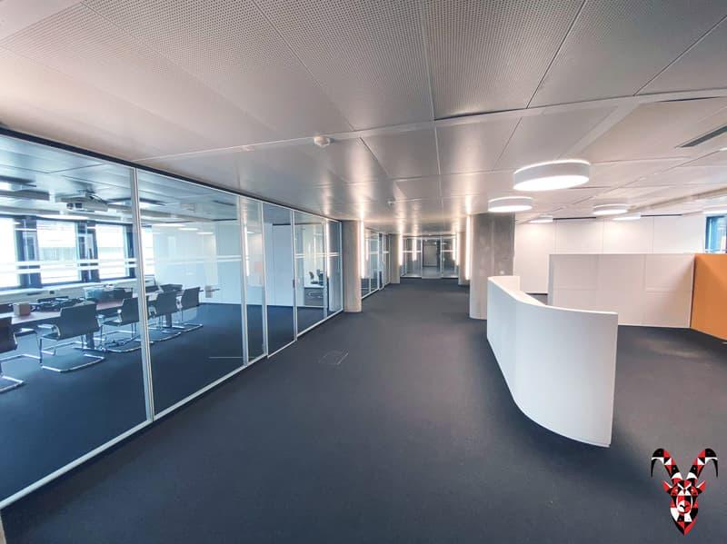 Flexibel mietbare Büroräumlichkeiten im Herzen vom Chur