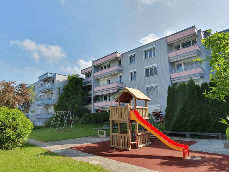 Totalsaniert - Sonniger Balkon - schöne Aussichten (1)