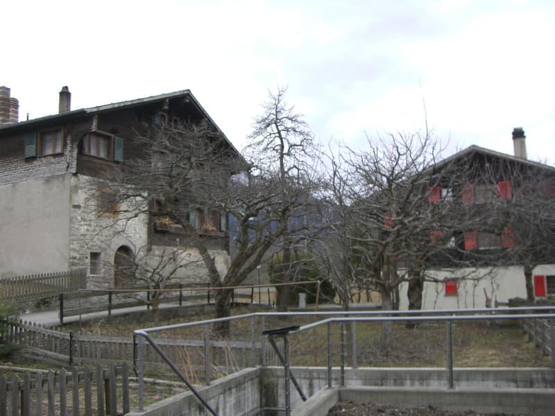 Sehr günstige Kleinwohnung in Lax - Goms