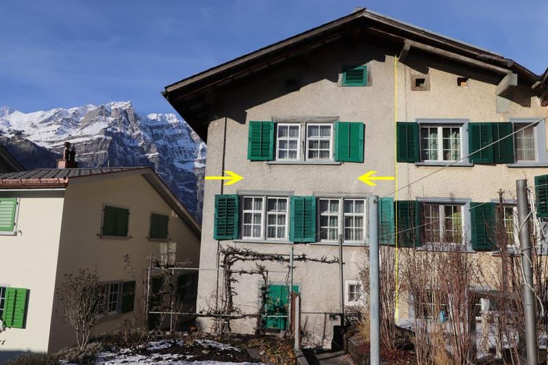 6 1/2 Einfamilienhaus mit Remise/Stall