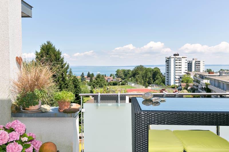 Ihr neues Zuhause: sonnig mit schöner See- & Weitsicht!